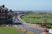 Fleetwood seafront