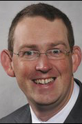 Paul Maynard MP for Blackpool North and Cleveleys