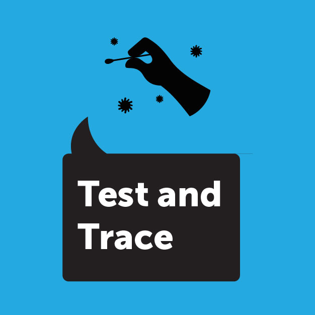Test and trace