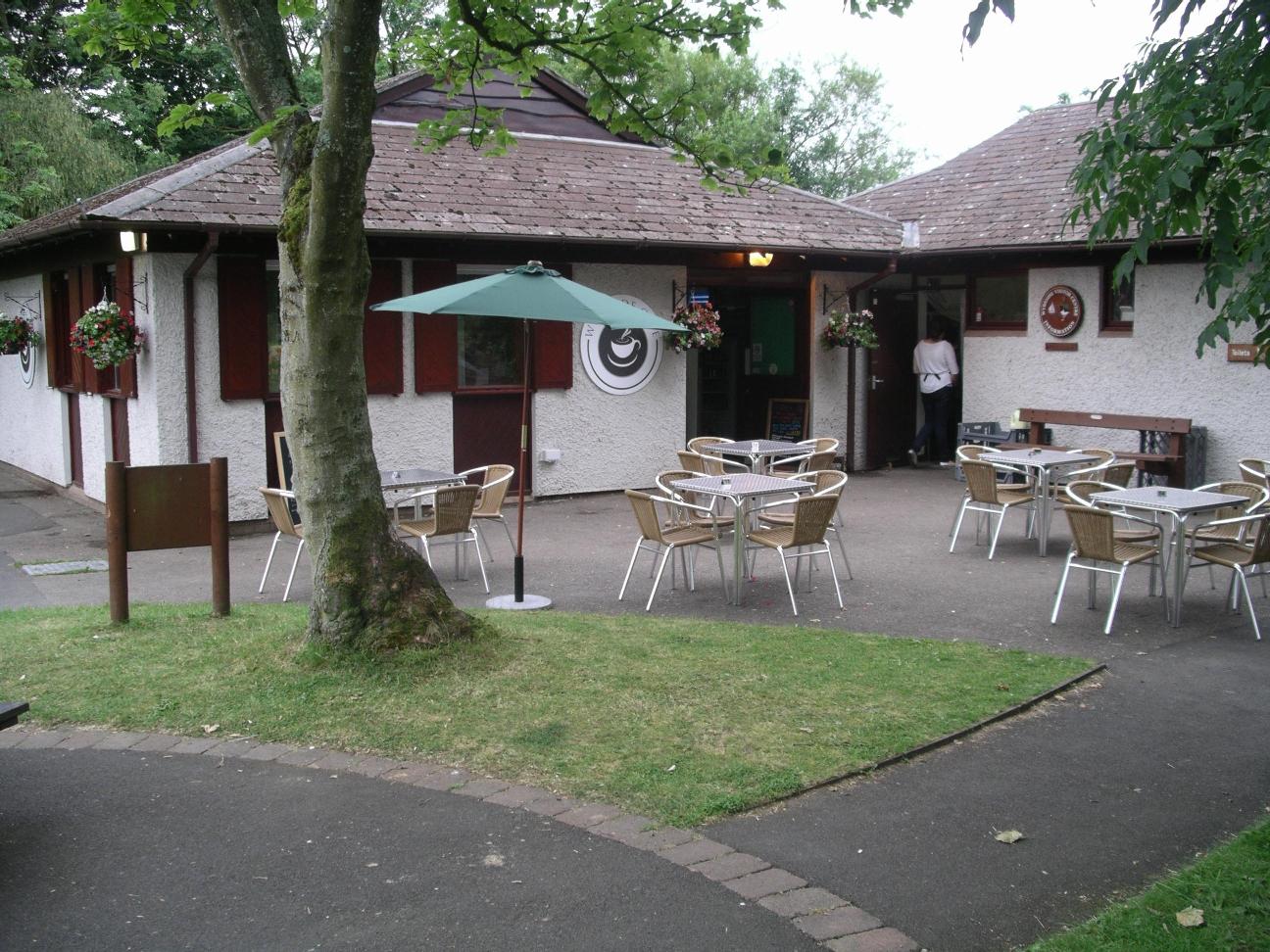 Wyre estuary country park cafe