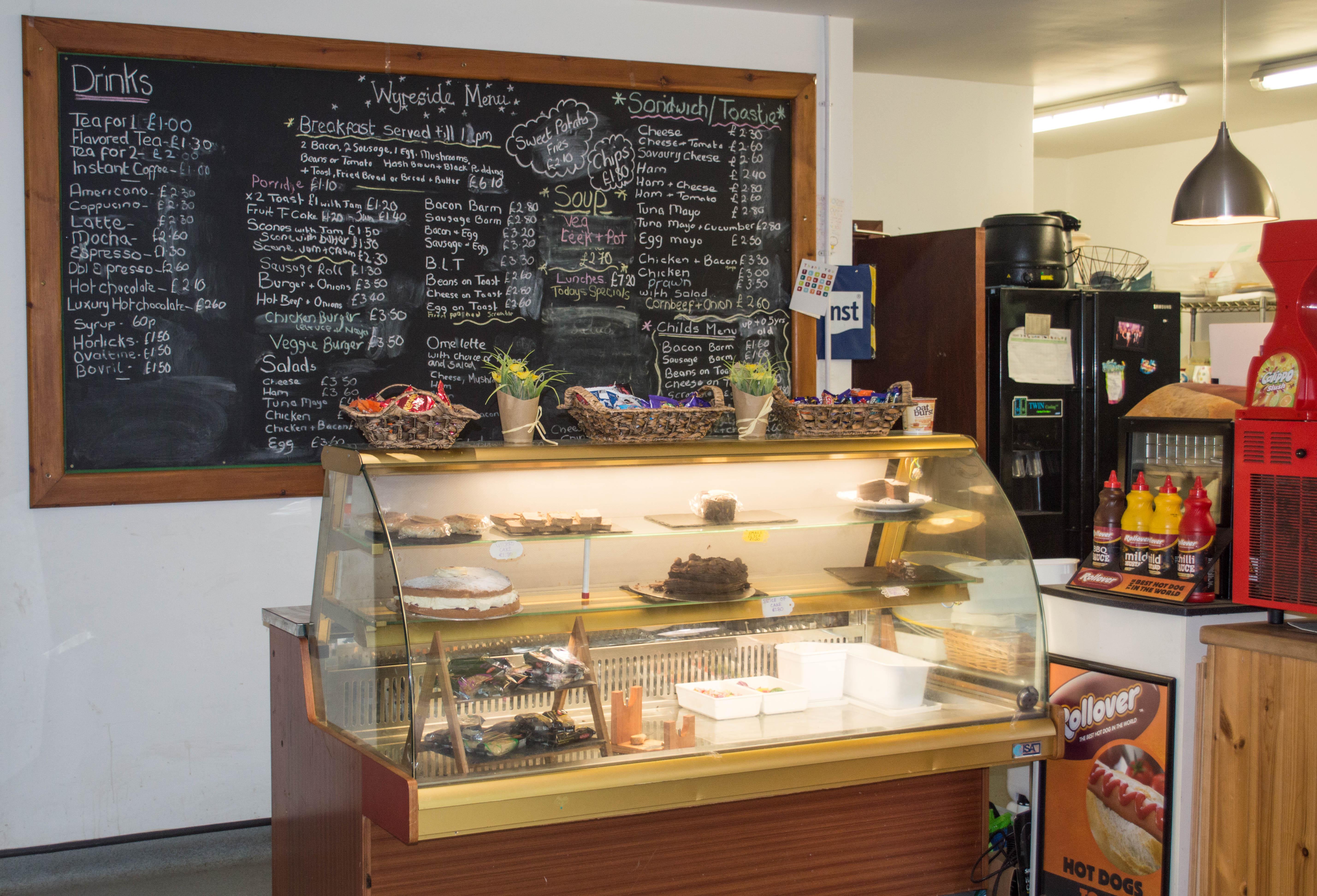 Wyreside cafe